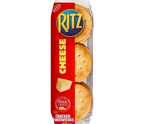 Ritz Cheese Crackers