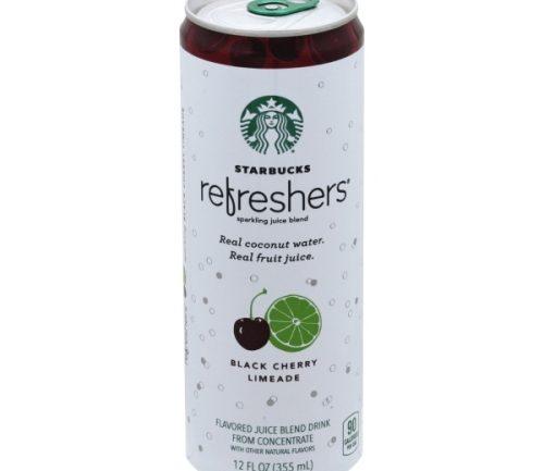 Starbucks refresher coconut water