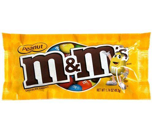M & M Peanuts